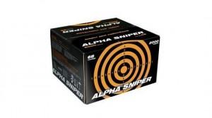 Шары для пейнтбола Alpha Sniper